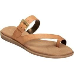 Women's Aerosoles Band Master Tan Faux Leather