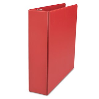 Universal One Red D-Ring Binder (Pack of 3)