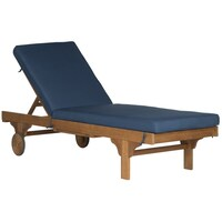 Solis Outdoor Chaise Lounges