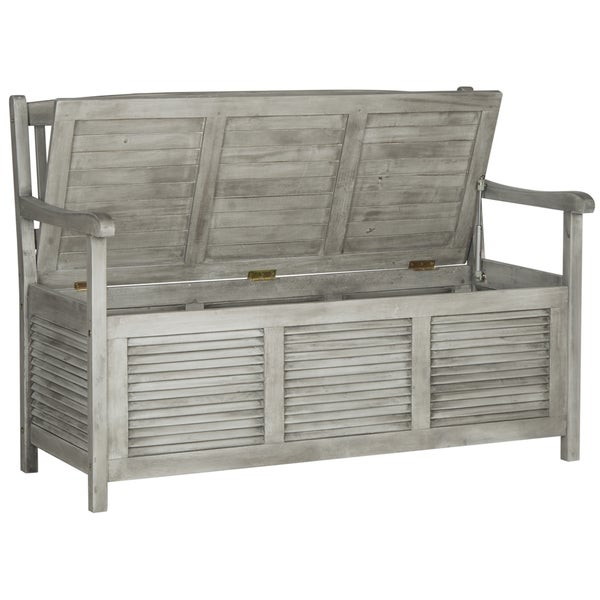 grey outdoor sofa safavieh outdoor living brisbane grey grey patio furniture covers grey patio furniture sets