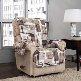 Innovative Textile Solutions Soho Recliner or Wing Chair Protector