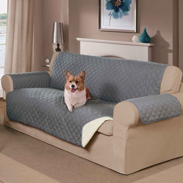 Shop Home Decor Reversible Pet Sofa Cover