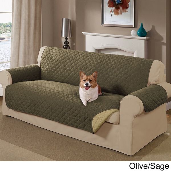 Home Decor Reversible Pet Sofa Cover Free Shipping On Orders