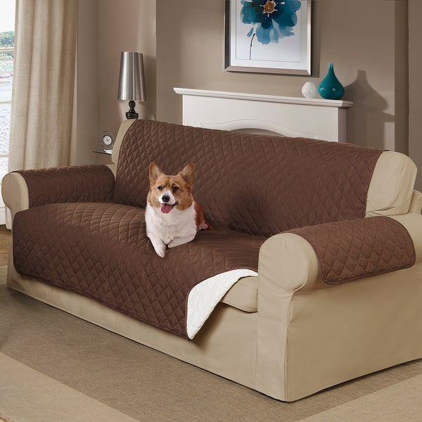Mason Home Decor Reversible Pet Sofa Cover Free Shipping