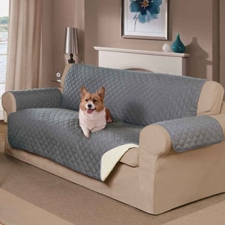 Mason Home Decor Reversible Pet Sofa Cover