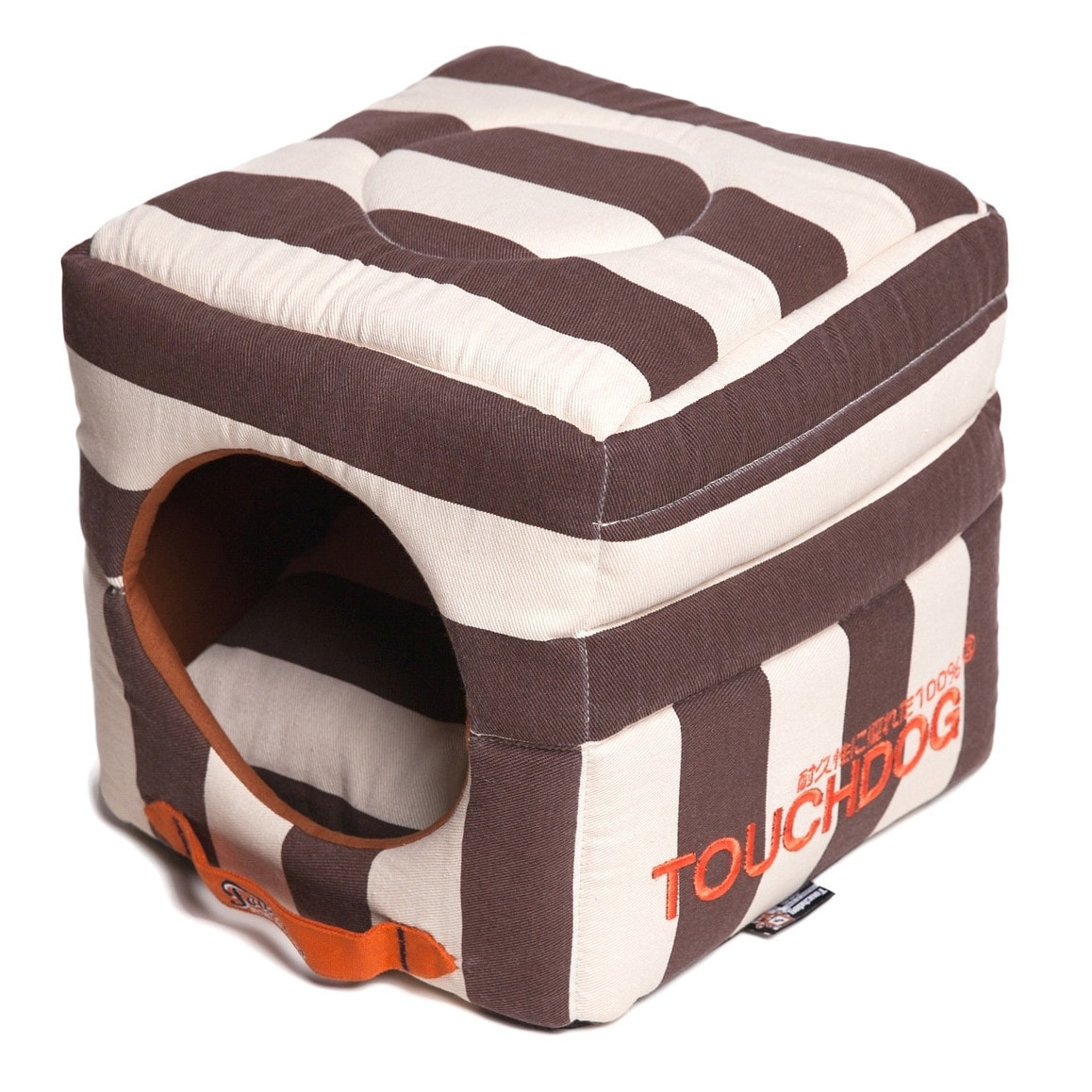 Petlife Touchdog Polo-Striped Convertible and Reversible ...