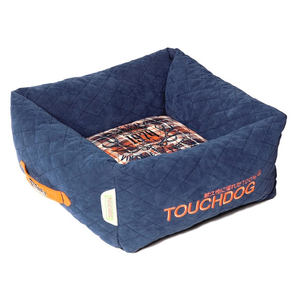 Shop Touchdog Exquisite-Wuff Posh Rectangular Diamond
