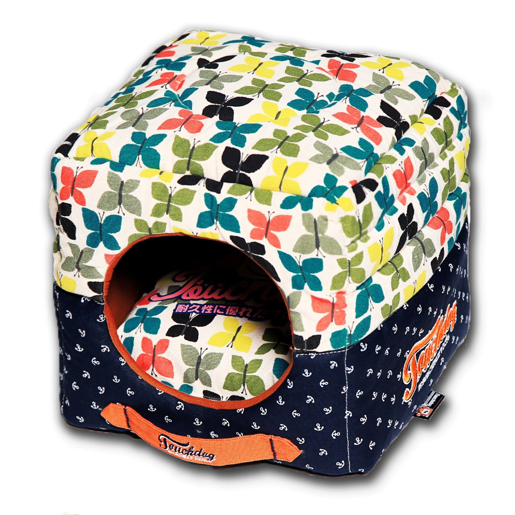 Petlife Touchdog Butterfly Convertible and Reversible Squ...