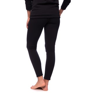 Ladies Polartec Power Stretch Wool Tights