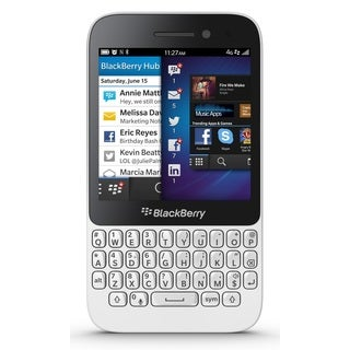 BlackBerry Q5 SQR100-1 Unlocked GSM 4G LTE Dual-Core Keyboard Phone