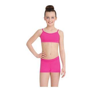 Girls' Capezio Dance Camisole Bra Top (Set of 2) Hot Pink