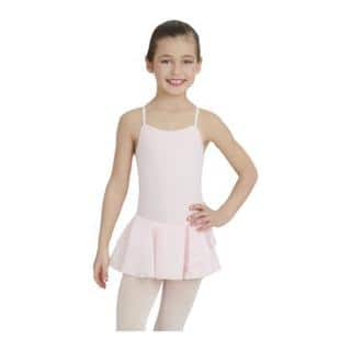 Girls' Capezio Dance Pink Cotton Camisole Dress|https://ak1.ostkcdn.com/images/products/10300877/P17414285.jpg?impolicy=medium