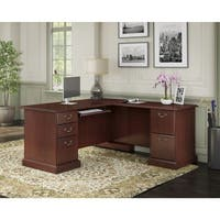 kathy ireland Office Bennington L-desk