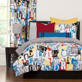 Crayola Dream On 3-piece Comforter Set