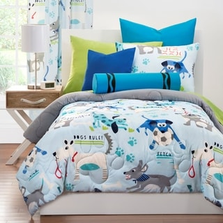 Link to Crayola Chase Your Dreams 3-piece Comforter Set Similar Items in Kids Comforter Sets
