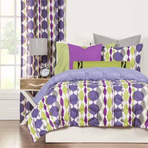 Crayola Be Jeweled 3-piece Comforter Set