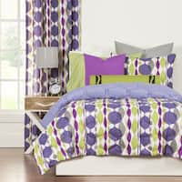 Crayola Be Jeweled 3-piece Comforter Set