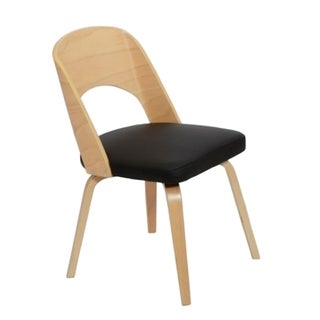 MaxMod Bendi Assembled Dining Chair in Black