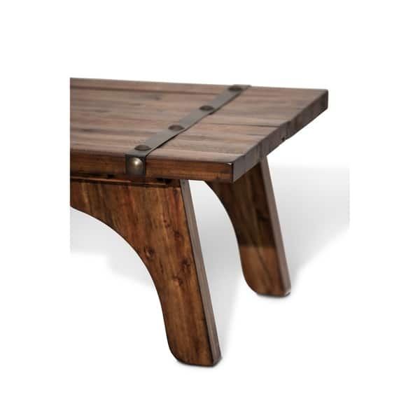 Wondrous Shop Big Sky Rectangular Cocktail Table By Michael Amini Cjindustries Chair Design For Home Cjindustriesco