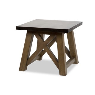 Breckenridge End Table by Michael Amini