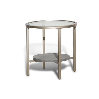Heavenly End Table by Michael Amini