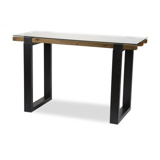 Keystone Console Table by Michael Amini