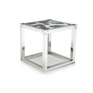 Lucia End Table by Michael Amini
