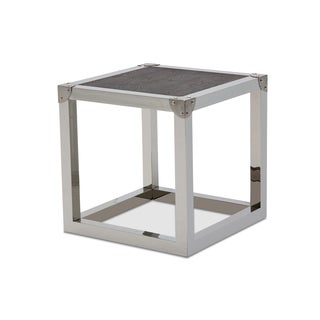 Salvatore End Table by Michael Amini