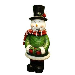 Snowman Garden Statue|https://ak1.ostkcdn.com/images/products/10302586/P17415755.jpg?impolicy=medium