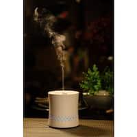 SPT Ceramic Ultrasonic White Aroma Diffuser/ Humidifier