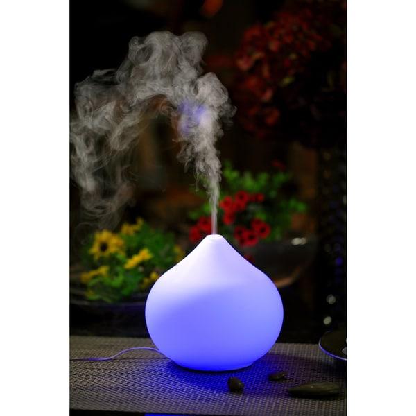 SPT Ultrasonic Aroma Glass Dome Diffuser/ Humidifier