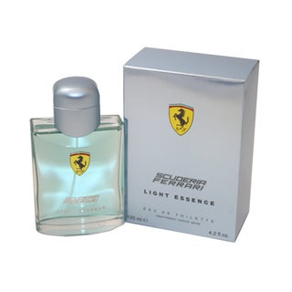 Scuderia Ferrari Light Essence Men's 4.2-ounce Eau de Toilette Spray