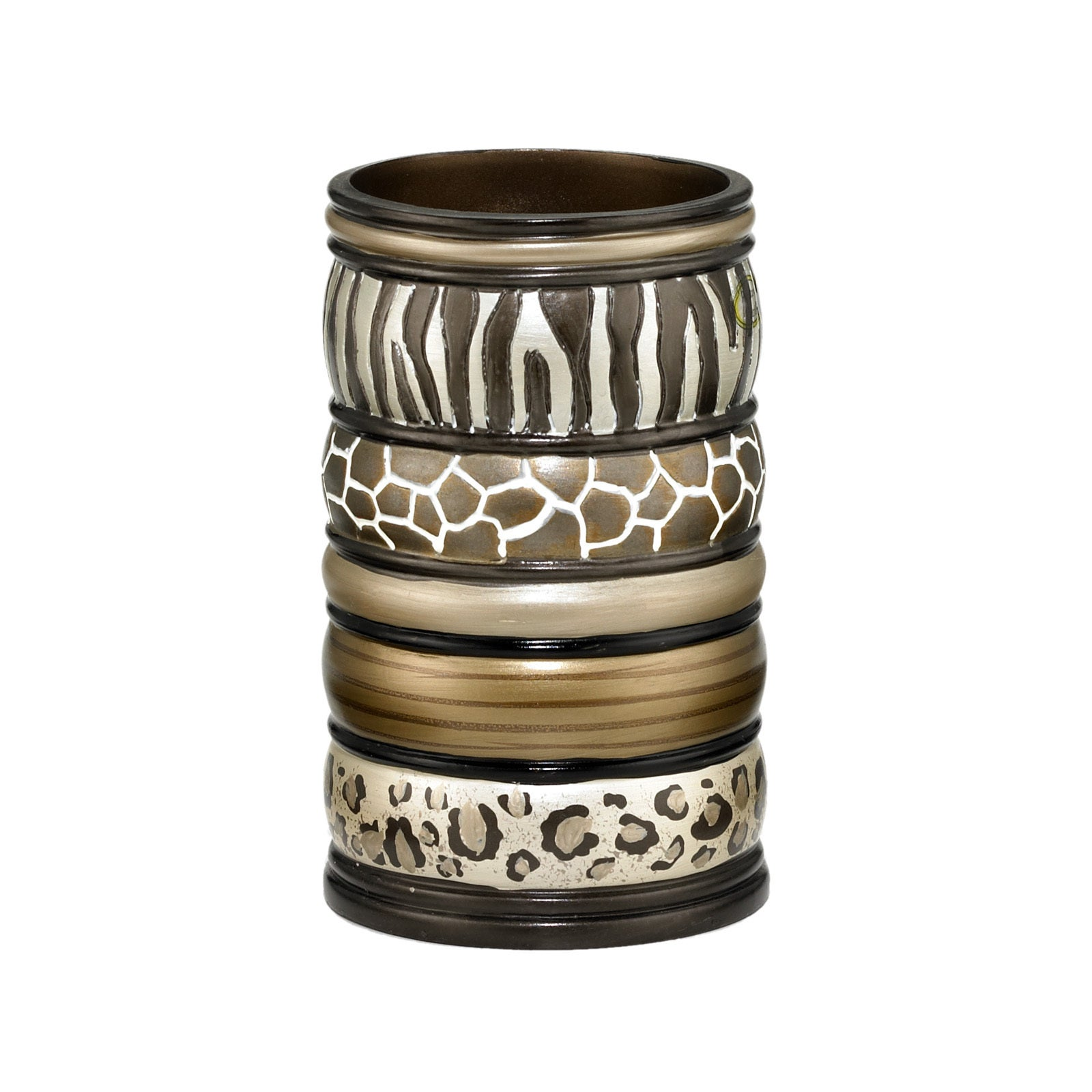 N Exotic Animal Print Bath Accessory Collection in 7 Opti...