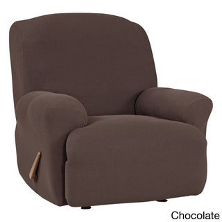 Sure Fit Simple Stretch Twill Recliner Slipcover (3 options available)