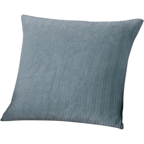 Sure Fit Stretch Pinstripe 18-inch Decorative Pillow