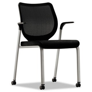 HON Nucleus Black/Platinum Multipurpose Chair
