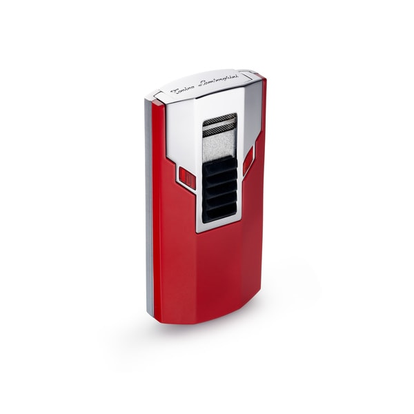 Tonino Lamborghini Estremo Red Torch Flame Lighter (Ships Degassed)