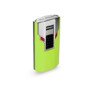 Tonino Lamborghini Estremo Green Torch Flame Lighter (Ships Degassed)