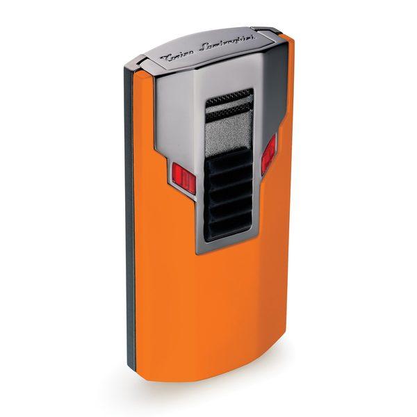 Tonino Lamborghini Estremo Orange Torch Flame Lighter (Ships Degassed)