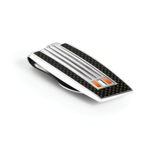 Tonino Lamborghini Orange Corsa Money Clip