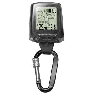 Dakota Watch Company Weather Station Clip Watch