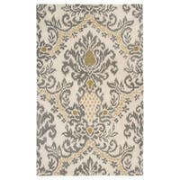 Rizzy Home Destiny Collection Hand-Tufted Accent Rug (9' x 12') - 9' x 12'