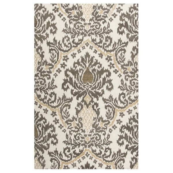 Rizzy home destiny collection hand tufted accent rug 9 39 x for Home accents rug collection