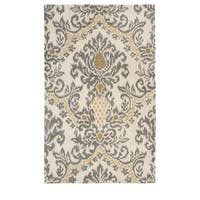 Rizzy Home Destiny Collection Hand-Tufted Accent Rug (3' x 5')