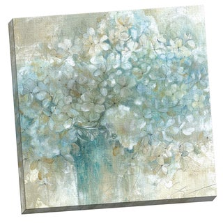 Portfolio Canvas Decor E. Franklin 'Hydrangeas' Gallery Wrapped Canvas Art