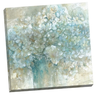 Laurel Creek 'Hydrangeas' Gallery Wrapped Canvas Art