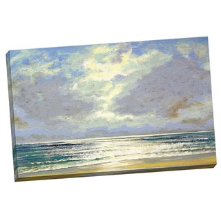 Portfolio Canvas Decor Sandra Francis 'Morning Sunrise' Framed Canvas Wall Art