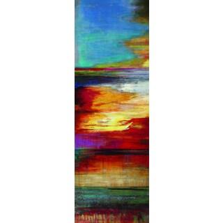 Portfolio Canvas Decor Sandy Doonan 'Locomotion I' Framed Canvas Wall Art (Set of 2)