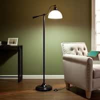 Copper Grove Talquin Task Floor Lamp