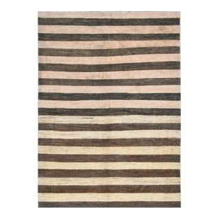 Herat Oriental Afghan Hand-knotted Tribal Vegetable Dye Gabbeh Wool Rug (5'4 x 7'6)